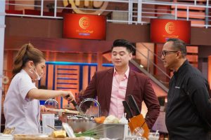 Nindy Sanyoto, Top 3 Master Chef Indonesia Season 7