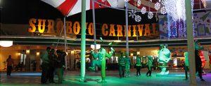 Surabaya Night Carnival Kini Tinggal Kenangan