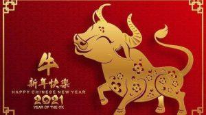 Tahun Baru Cina : Imlek 2021