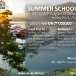 Summer School Chaoyang University – Taiwan 2018 ( 21-30 August 2018 )