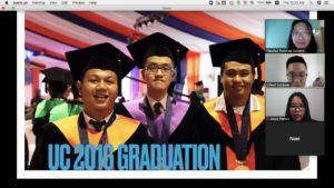 Personal Branding and Modernizing CV dalam Kuliah Tamu Self and Career Development