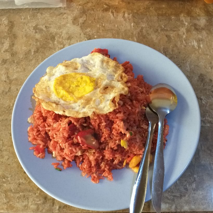 Nasi Goreng Spesial UP