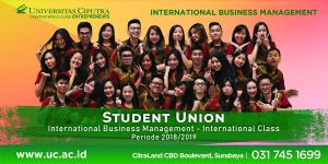 Student Union IBM – International Class